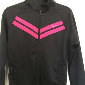 Nike Light weight jacket size m